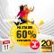 #Friday2Friday - Increíbles descuentos comprando online entre el 11 y el 18 de junio