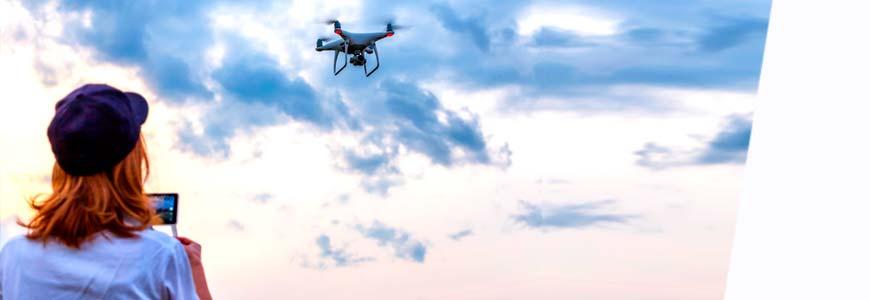 Curso Avanzado en Tecnología de los Drones (RPAS) y su Aplicación en Entornos Industriales