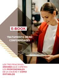eBook gratuito Tratamiento No Conformidades