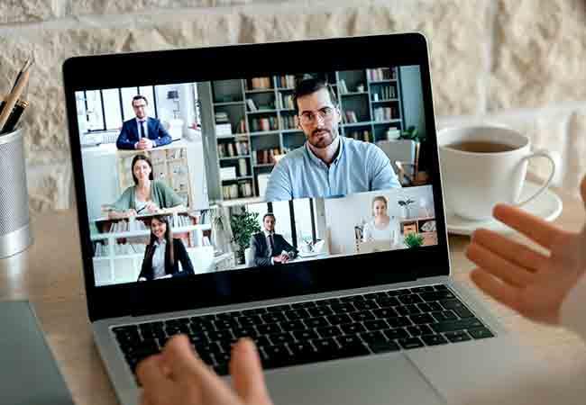Cursos en modalidad presencial en aula virtual