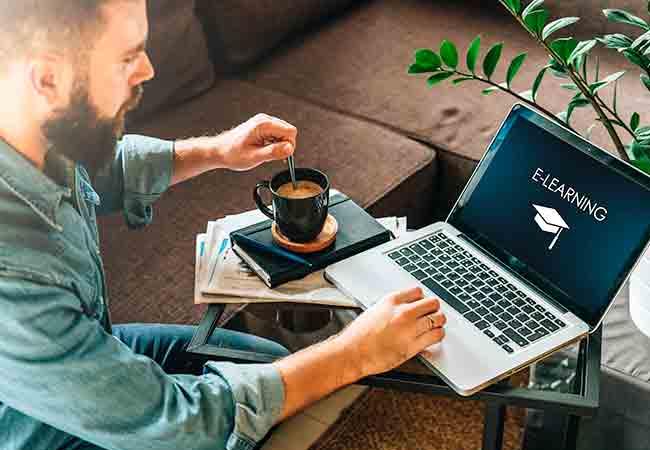 Catálogo de cursos elearning online